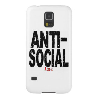 Anti-Social Ist (Anti-Socialist) Samsung Galaxy Nexus Covers