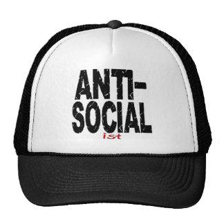 Anti-Social Ist (Anti-Socialist) Hat