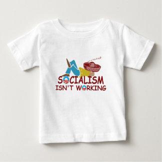Anti socialism baby T-Shirt