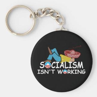 Anti socialism keychains
