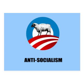 Anti-Socialism Post Cards