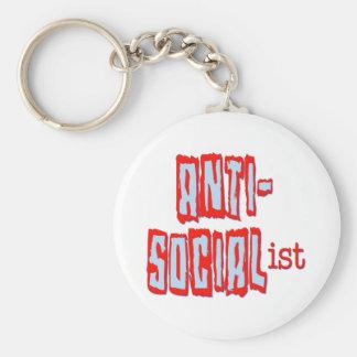 Anti-Socialist Keychains