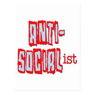 Anti-Socialist Postcard