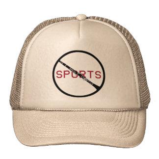 Anti-Sports Clarinet Trucker Hat