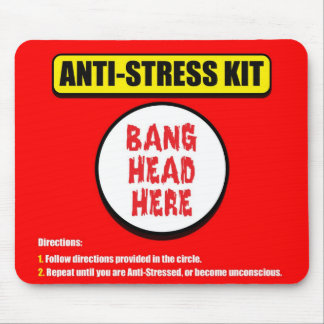 Anti Stress Kit Mouse Pad