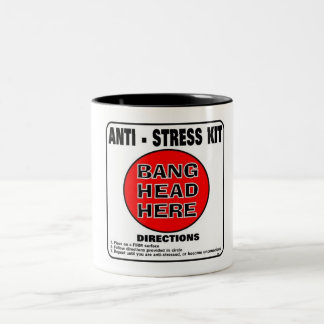 """Anti-Stress"" Mugs"