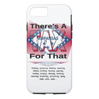Anti-Tax (Arkansas) iPhone 7 Case