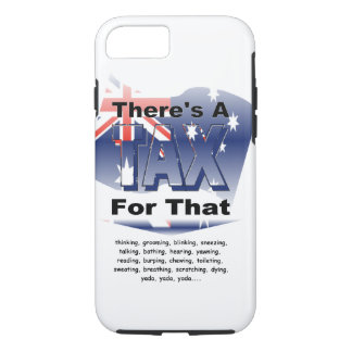 Anti-Tax (Australia) iPhone 7 Case