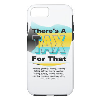 Anti-Tax (Bahamas) iPhone 7 Case