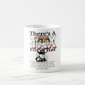 Anti-Tax (California) Coffee Mug