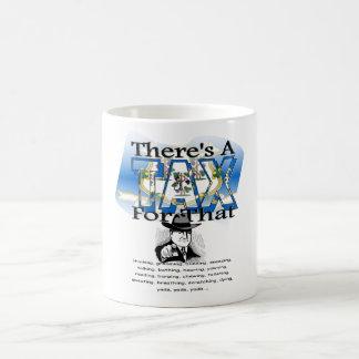 Anti Tax-Connecticut Coffee Mug