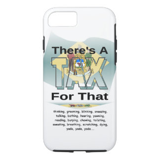 Anti-Tax (Delaware) iPhone 7 Case
