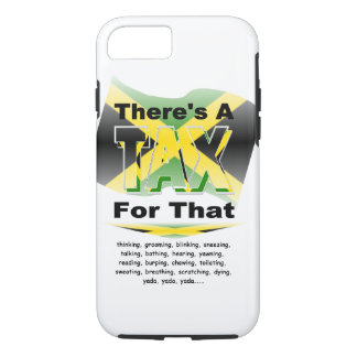 Anti-Tax (Jamaica) iPhone 7 Case
