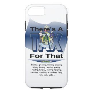 Anti-Tax (Maine) iPhone 7 Case