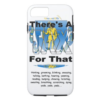 Anti-Tax (Massachusetts) iPhone 7 Case