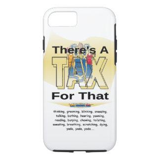 Anti-Tax (New Jersey) iPhone 7 Case