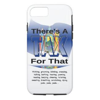 Anti-Tax (New York) iPhone 7 Case