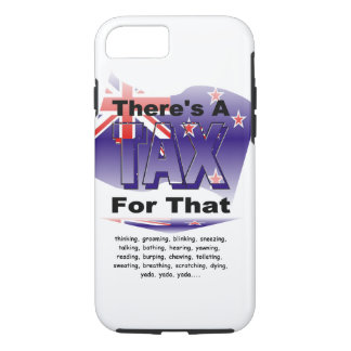 Anti-Tax (New Zealnad) iPhone 7 Case
