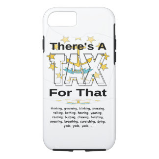 Anti-Tax (Rhode Island) iPhone 7 Case