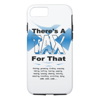 Anti-Tax (Scotland) iPhone 7 Case