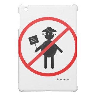 Anti teabagger iPad mini cover
