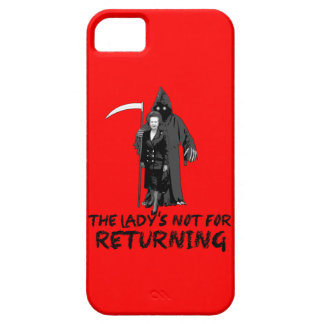 Anti Thatcher Barely There iPhone 5 Case
