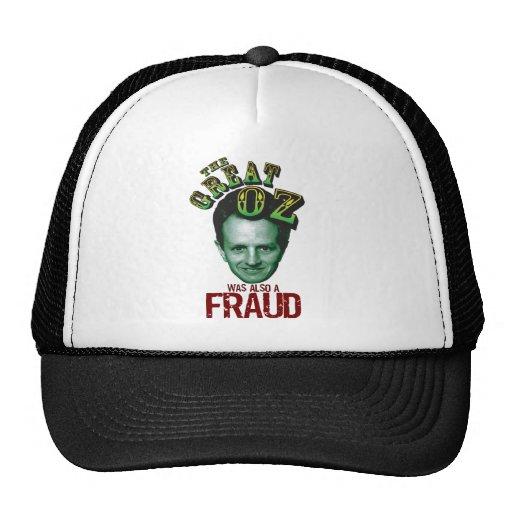 Anti Tim Geithner Mesh Hats
