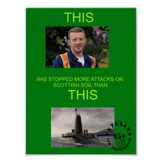Anti Trident Poster