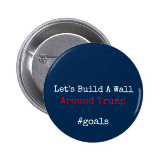 Anti-Trump Button