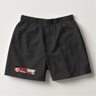 ANTI-TRUMP - Don't make arrogance great - - .png Boxers
