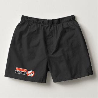 ANTI-TRUMP - DUMP TRUMP - - .png Boxers