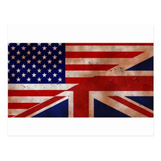 Anti Trump: Make America Great Britain Again! Postcard