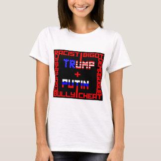 Anti Trump+Putin T-Shirt
