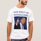 Anti-Trump teeshirt CULT T-Shirt