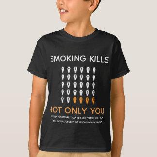 Anti-tuxedo - tuxedo kills emergency only you T-Shirt