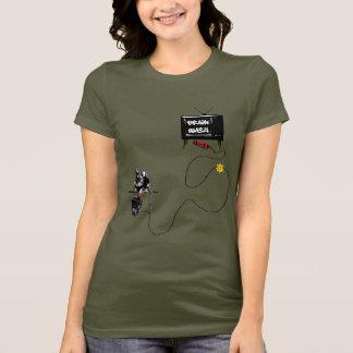 Anti TV Brain Washing! T-Shirt