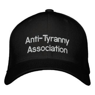 Anti-Tyranny Association Embroidered Hat