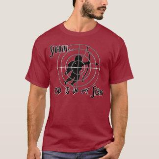 Anti-Valentine - SHHHHH Cupid in Sight T-Shirt