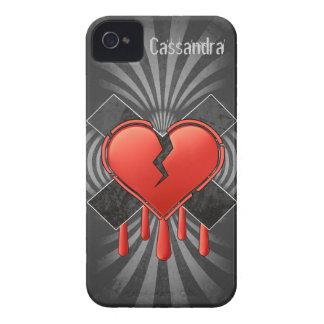 Anti Valentine's iPhone 4 Case