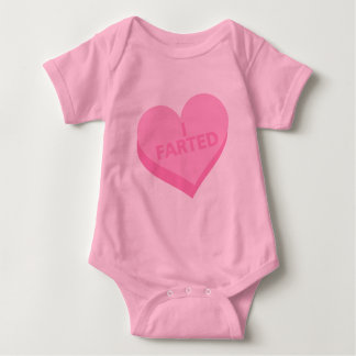 Anti-Valentine's Day Baby Bodysuit
