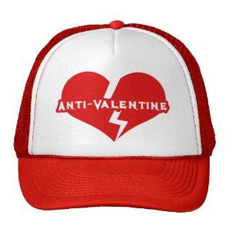 Anti-Valentines Day Heartbreaker Mesh Hats