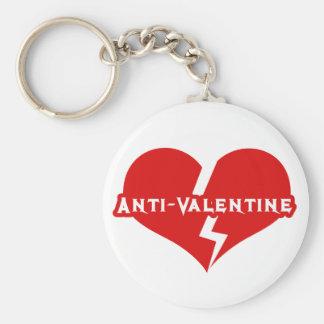 Anti-Valentines Day Heartbreaker Key Chains