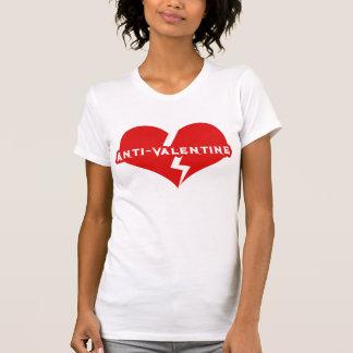 Anti-Valentines Day Heartbreaker Tee Shirts