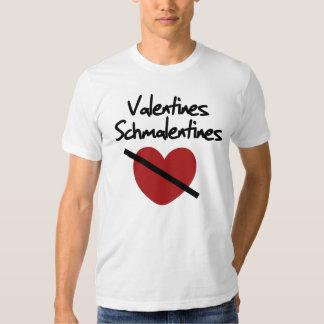 Anti valentines day humor tshirt