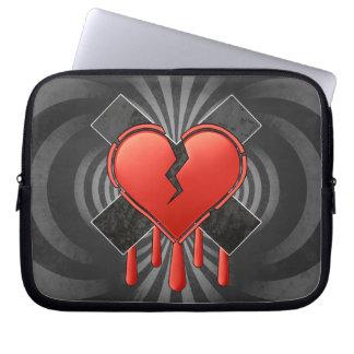Anti Valentine's Laptop Sleeve