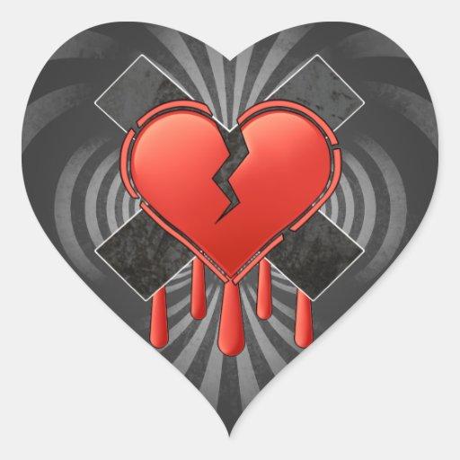 Anti Valentine's Sticker