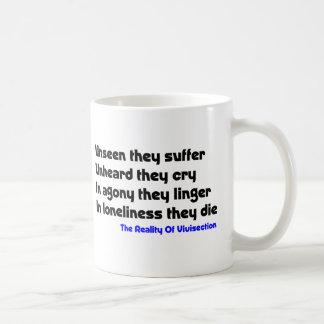 Anti Vivisection Mugs