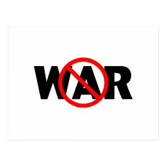 Anti War Postcard