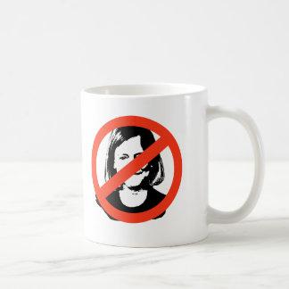 ANTI-WHITMAN COFFEE MUGS