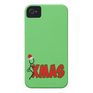 Anti Xmas Case-Mate iPhone 4 Cases